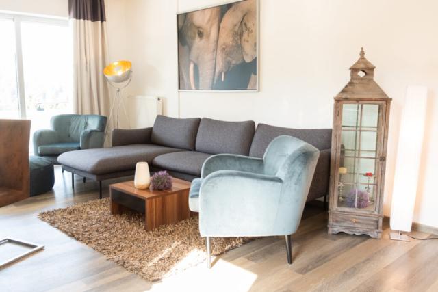 Wohnzimmer Loungebereich