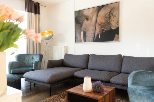 Loungebereich Wohnzimmer