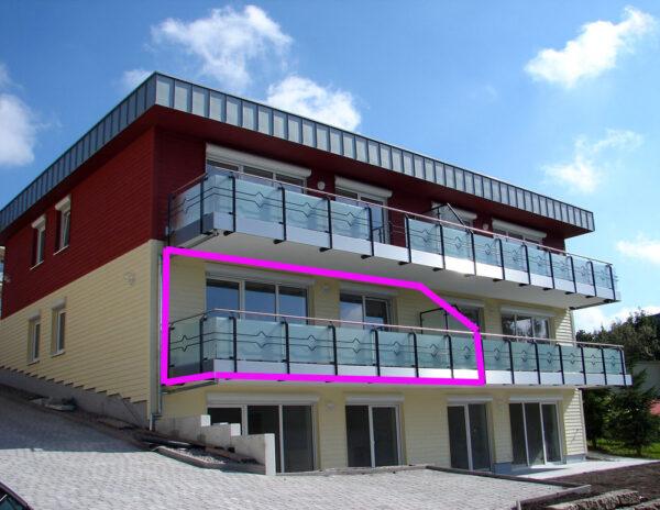 Haus Ohragrund Wohnung Nr. 3